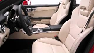 2012 Mercedes Benz SLK Class Convertible