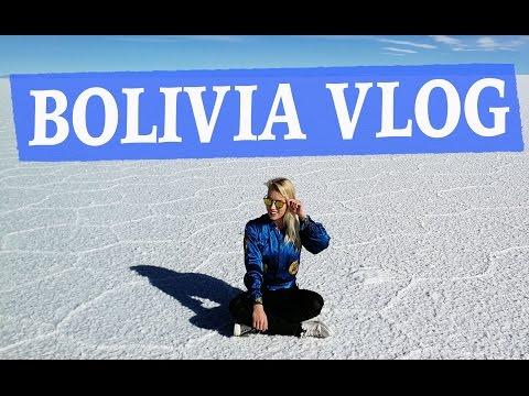 BOLIVIA VLOG - TOP TIPS FOR SALT FLATS & ALTITUDE