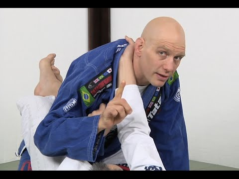 4 Counters to the Cross Collar Grip from Closed Guard in BJJ