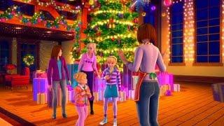 барби мультфильм на русском | Барби Чудесное Рождество | бесплатно мультики на русском