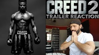 Creed 2 Official Trailer Reaction & Review | BLURAY DAN