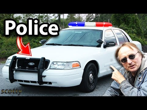 Used Police Cars >> Here S What I Think About Buying A Used Cop Car Youtube