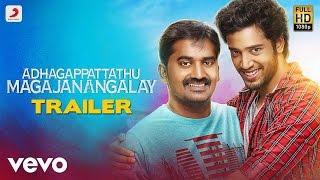 Adhagappattathu Magajanangalay - Official Tamil Trailer | D. Imman | Umapathi