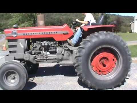 Massey Ferguson 1100 Farm Tractor 100HP Perkins Diesel For Sale