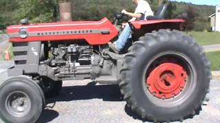 Massey Ferguson 1100 Farm Tractor 100HP Perkins Diesel For Sale