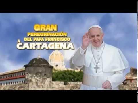 EL TOP 10 Telesangil - Cartagena - Visita del Papa. Parte 9