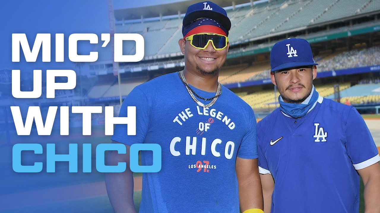 Mic'd Up with Chico - Dodgers (2020)