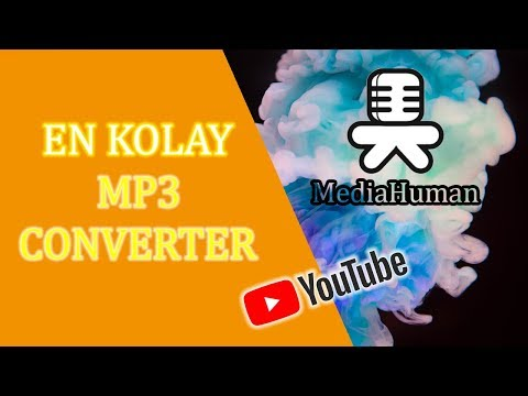 KOLAY MÜZİK İNDİRME: (Media Human)/EASY MUSIC DOWNLOAD:(Media Human) 2019