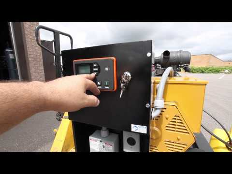 Small Diesel Generator - Popular for Off-Grid applications