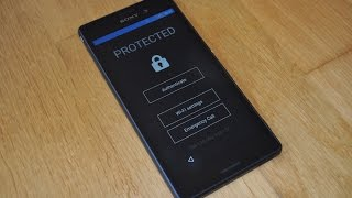 My Xperia Theft Protection brings b...