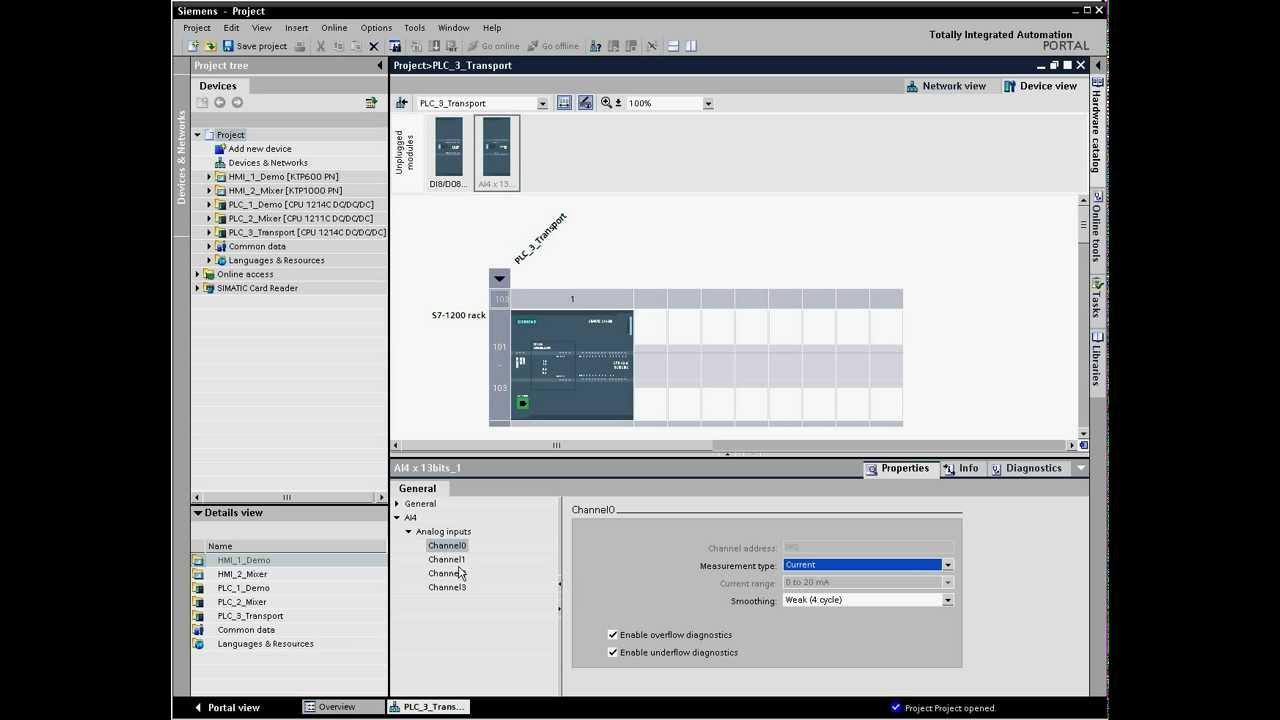 TIA Portal Tutorial #04: Device Configuration