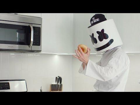 Cooking with Marshmello: Marshmello Burger (Plan Check Edition)