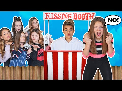 Who Can MAKE The MOST MONEY In 24 Hours Challenge **KISSING BOOTH PRANK**💋💋  Piper Rockelle
