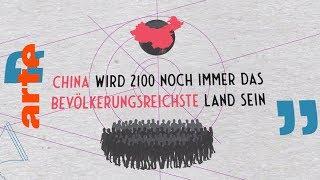 Ist China 2100 noch das bevölkerungsreichste Land der Welt? | Data vs. Fake | ARTE