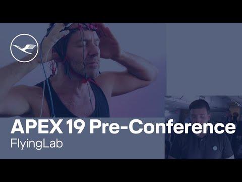 FlyingLab: Philipp Heiler, brainboost - APEX 2019 | Lufthansa