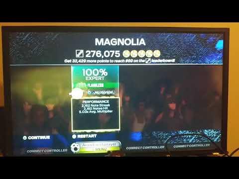 Magnolia & Modern Mathematics Expert Drums 100% FCs (Terrorhorse FAFC)