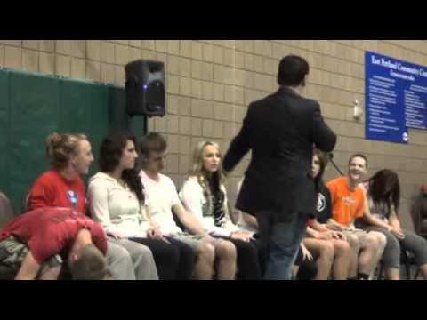Washougal High School Class of 2013 Grad Night Hypnotist Show