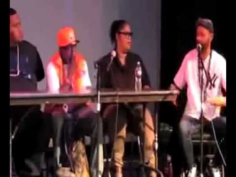 All Tribes Zulu Nation Meeting of the Minds pt 2