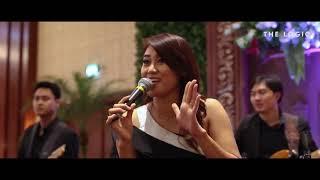 Download lagu THELOGICMUSIC mashup KAHITNA medley Cantik & cerita cinta [wedding @jwmarriott entertainment]