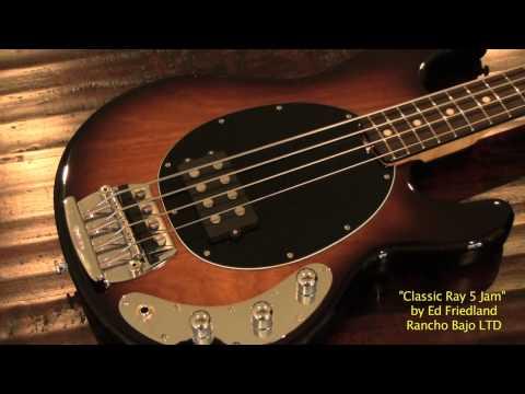 Music Man Classic Stingrays