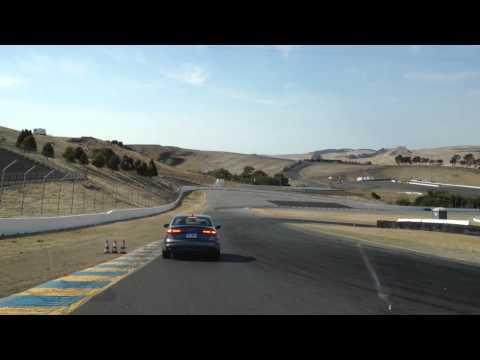Audi Driving Experience Sonoma Raceway