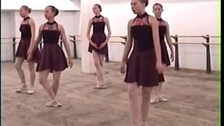 """Школа-студия,,Казань"""" Урок классического танца""""(5 девочек)"""