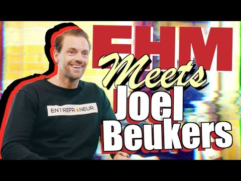 FHM meets Joel Beukers