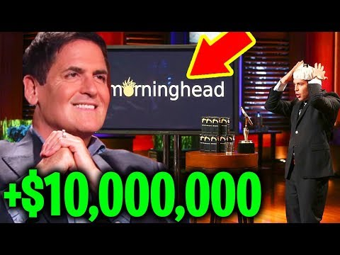 Mark Cuban Just Hit Shark Tank's BIGGEST JACKPOT!