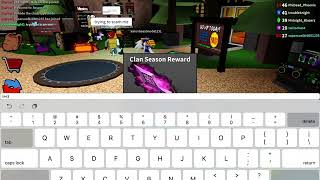 Roblox Assassin NEW ONYX AND DIAMOND REWARDS! (small gameplay)