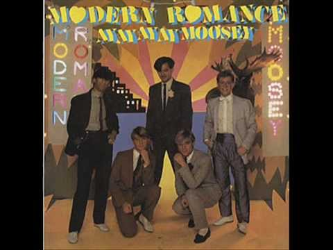 MODERN ROMANCE - MEGAMIX - MEDLEY - THE SINGLES