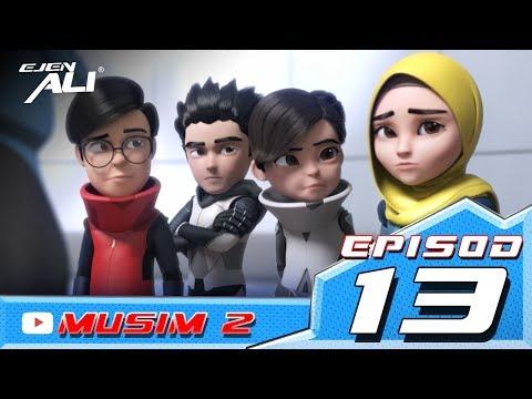 Ejen Ali Episod 13 - Misi: Legasi