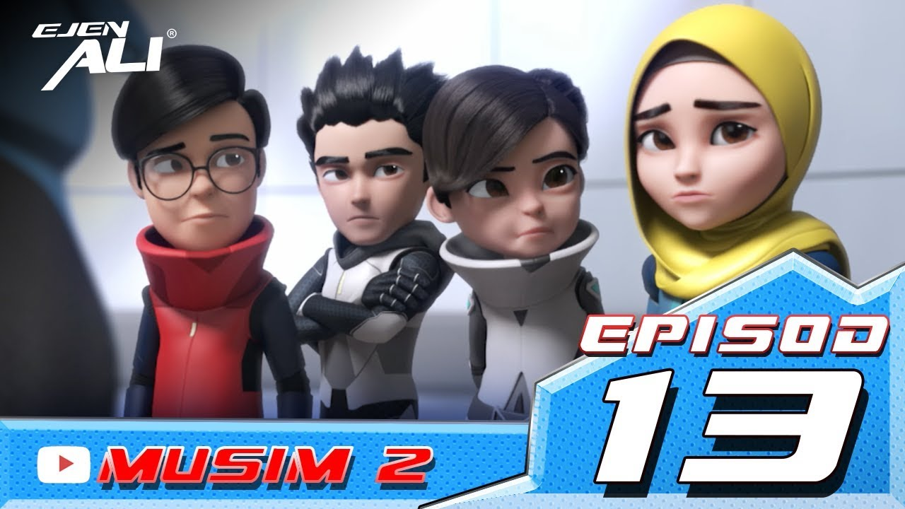 Download Ejen Ali Episod 13 - Misi: Legasi