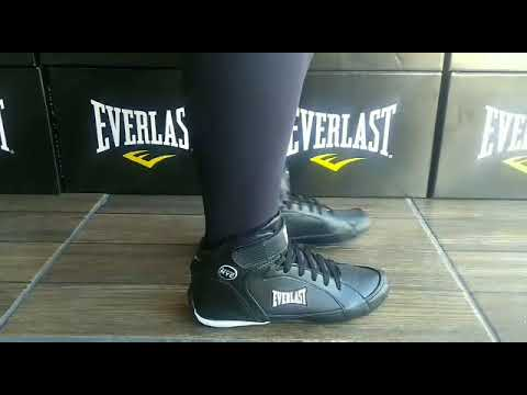8896c5480b bota everlast jump - YouTube