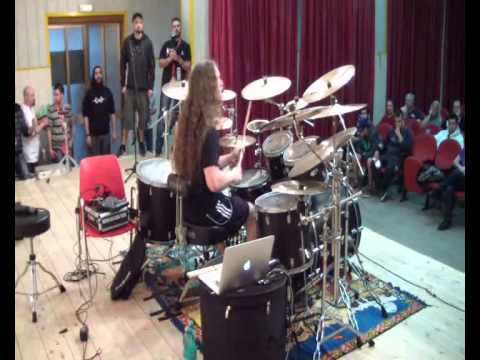 Peter Wildoer - James LaBrie - One More Time - Static Impulse