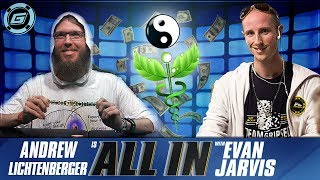 All-In Poker Podcast feat. Andrew Lichtenberger + Evan Jarvis