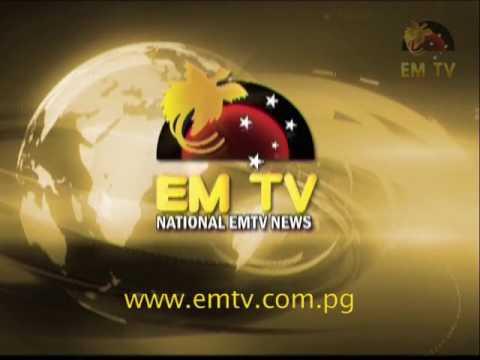 EMTV News - 8th May, 2017