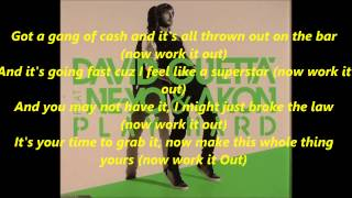 David Guetta feat. Ne-Yo - Play Hard Lyrics