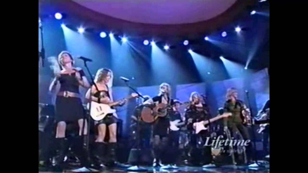 Pat Benatar - Honky Tonk Woman w/Sheryl Crow, Dixie Chicks, etc