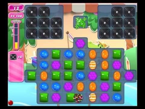 Candy Crush Saga Level 2410 - NO BOOSTERS