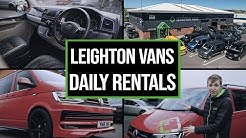 Daily Rentals Leighton Drive Sheffield Sports Van Hire/Lease