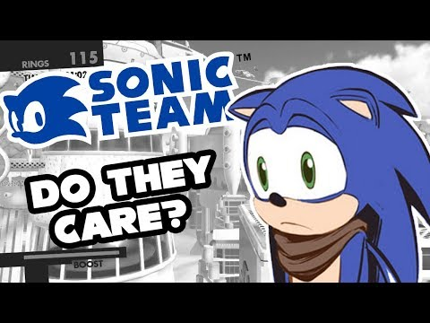 Do Sonic Team Care?/'Desperate State of Sega Japan & Sonic Team'