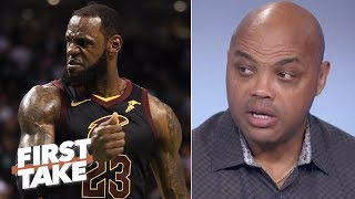 Charles Barkley on if LeBron James joined Rockets: I