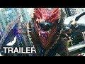 Pacific Rim 2: Uprising Alle Clips & Trailer German Deutsch (2018)