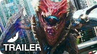 Pacific Rim 2: Uprising Alle Clips & Trailer German Deutsch (2018)