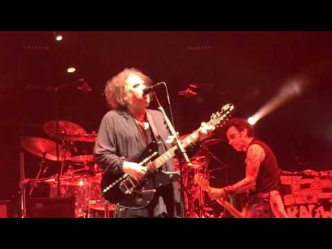 The Cure - M (live in London Dec 2, 2016)