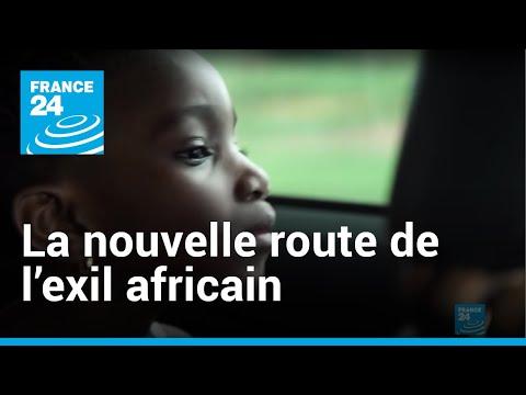 Vidéo: du Brésil au Canada, la nouvelle route de l'exil africain