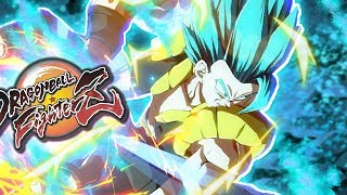 PLAYING AS GOGETA FROM DRAGON BALL SUPER BROLY MOVIE! | Dragon Ball FighterZ w/ Mods!