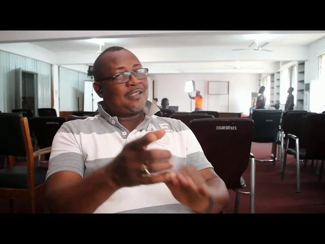 Kofi Falconer is the Principal on OMANBAPA