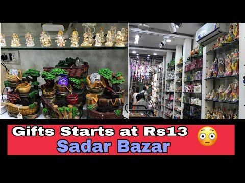 gifts-wholesale-market-  -sadar-market-  -sadar-bazar-  -cheap-gifts-  -home-decor