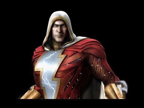 Dcuo New Captain Marvel 52 Shazam